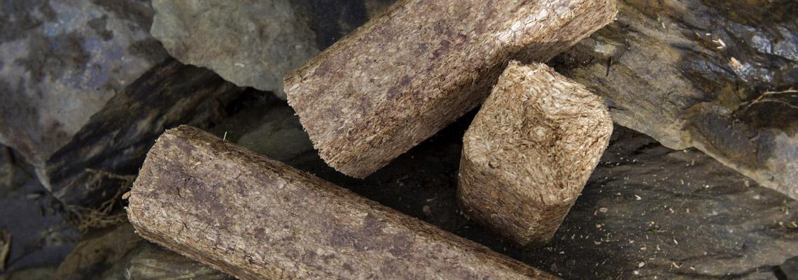 Heat Logs | Wood Fuel | Devon | Cornwall | Barnstaple